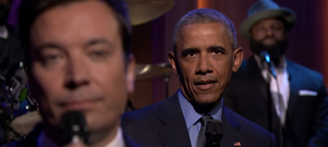 Barack Obama no Jimmy Fallon