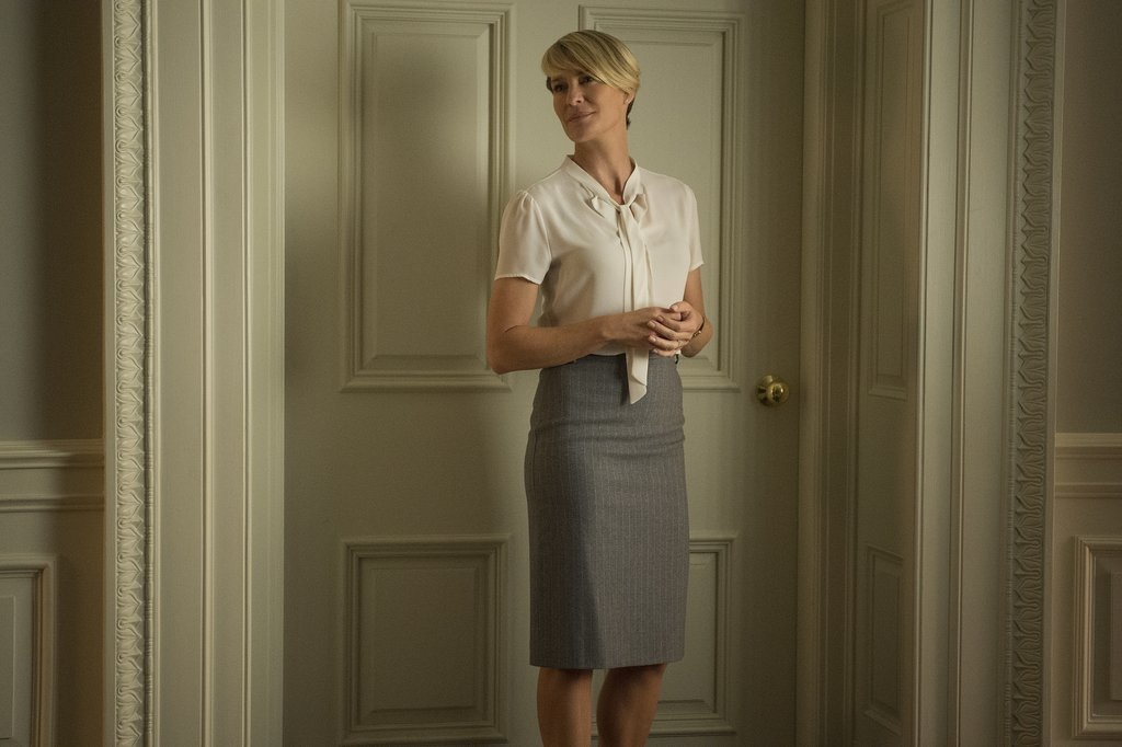 Robin Wright, por Claire Underwood - House Of Cards