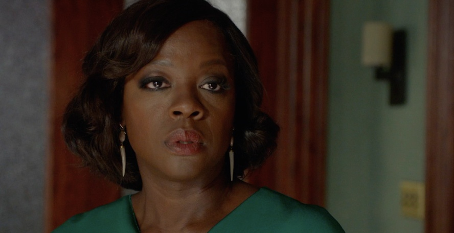 Viola Davis, por Annelise Keating - How to Get Away With Murder