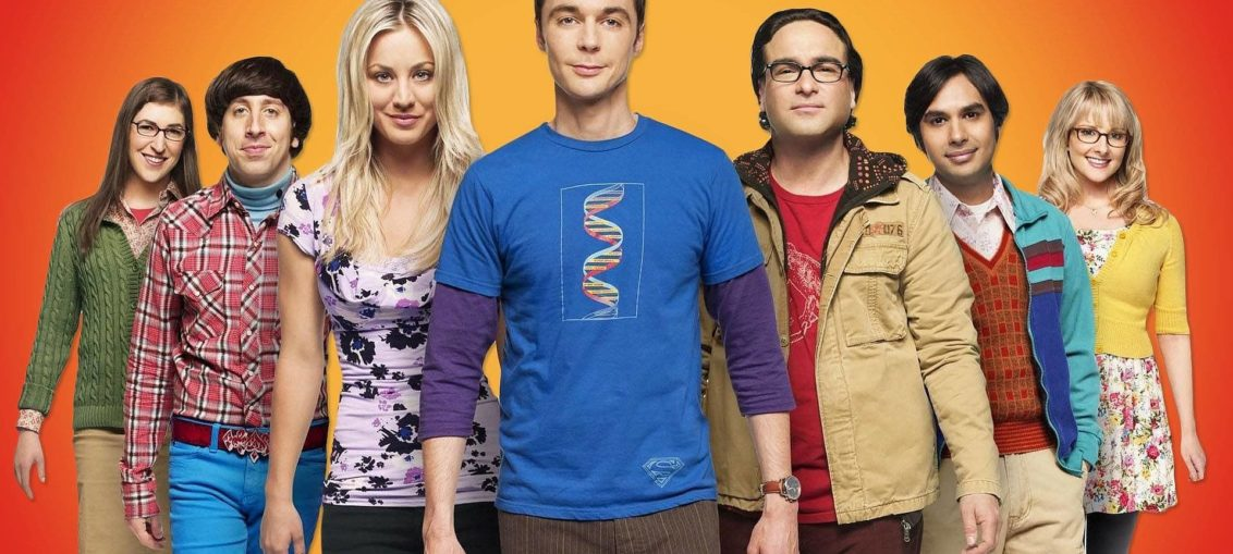 CBS anunciou esta semana que renovou The Big Bang Theory por mais duas temporadas