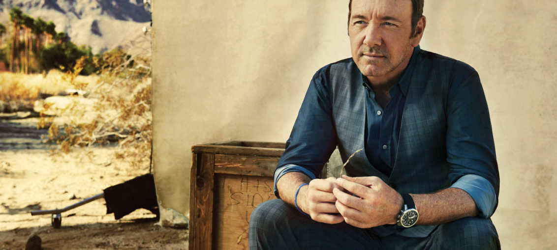 Kevin Spacey será o anfitrião do Tony Awards 2017