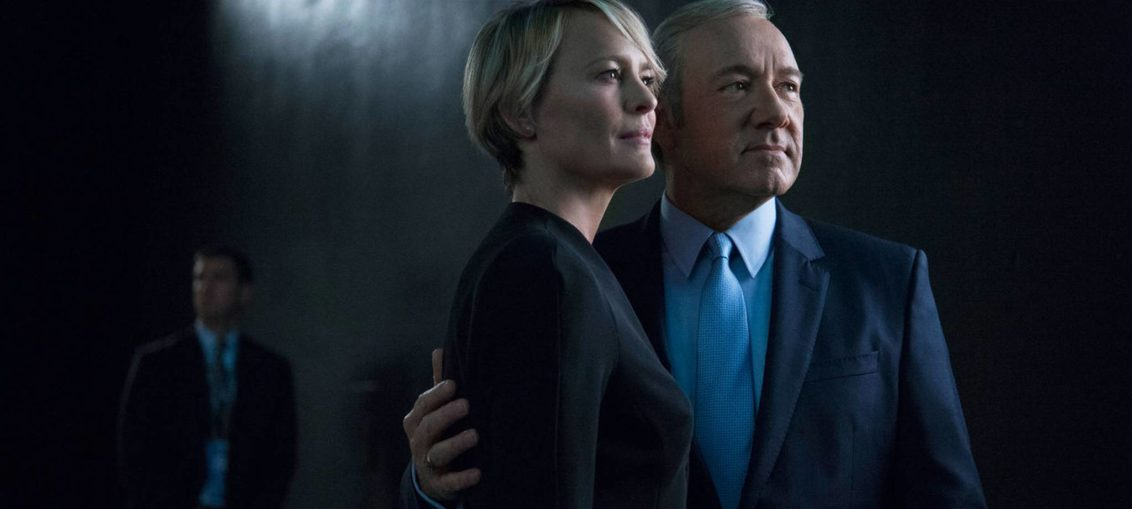 Concorra a um box com as 4 temporadas de House of Cards
